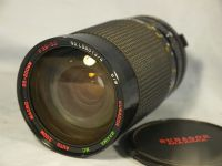 '  35-200mm OM   '  Olympus OM Fit 35-200mm Zoom Macro Lens £19.99